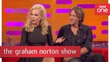 Nicole Kidman doesn't like surprise parties - The Graham Norton Show 2017 Episode 7 Preview