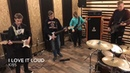 KISS - I Love It Loud Band cover by LAMPA