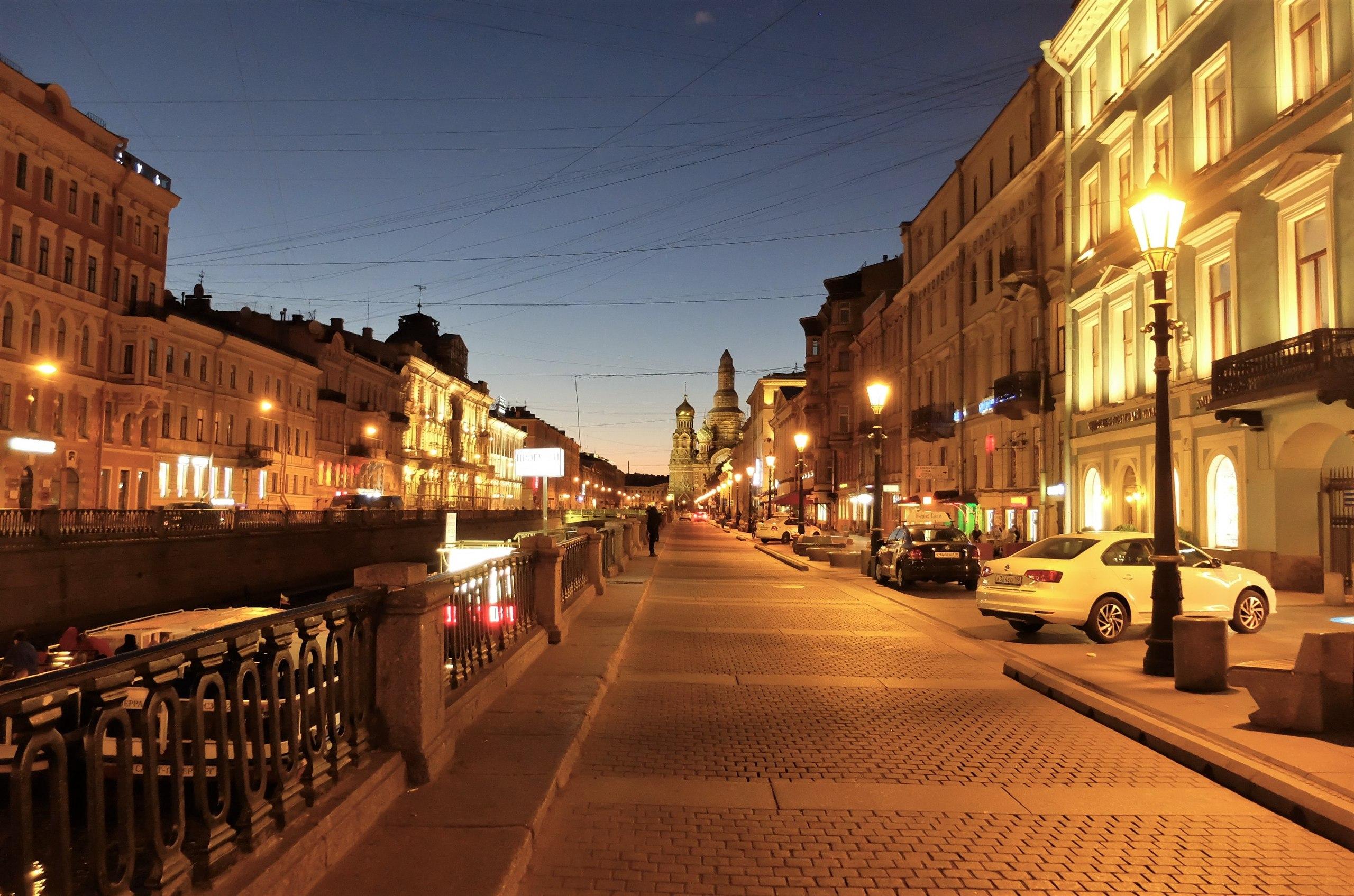 Спб красивые улицы для фотографии