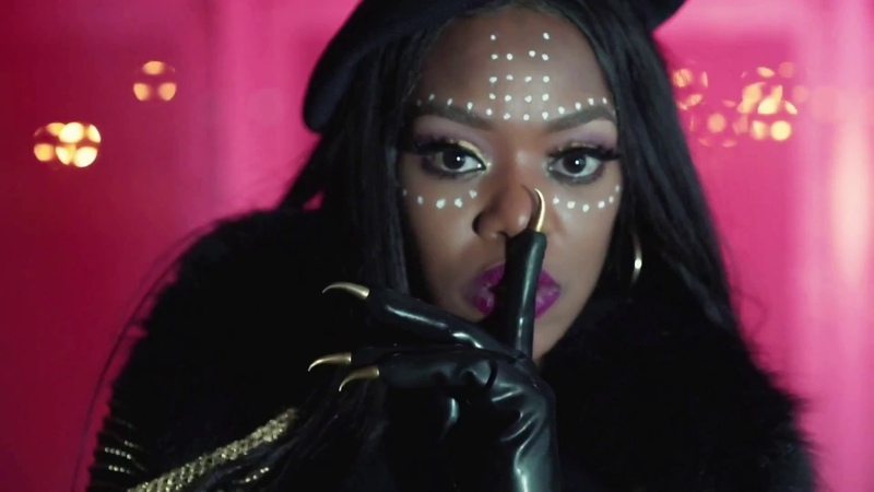 Lady Leshurr - Black Panther