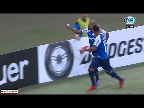 GOL DE FELIPE MELO! Palmeiras 1 x 0 Melgar - Libertadores 2019