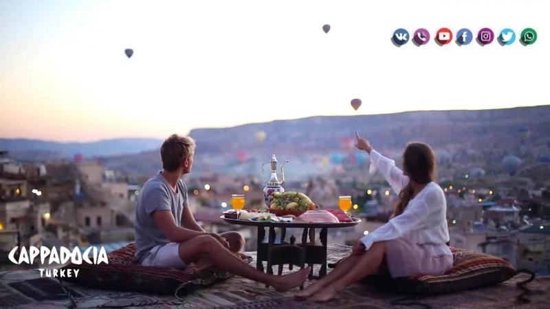 OSCAR CAPPADOCIA TOUR 75$ ALANYA / TURKEY -Каппадокия 2-х дневная (включeны все входниe билеты)