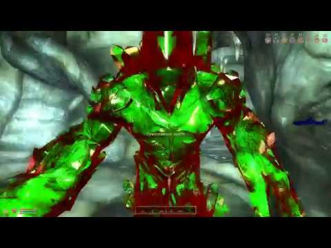 TES 4: Oscuro's Oblivion Overhaul: Стражи Обливиона и Малек