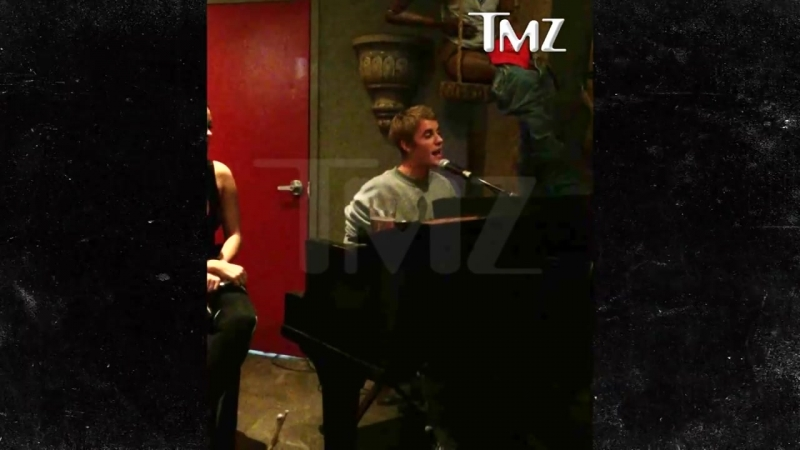 Justin Bieber Performed the Cheapest Concert Ever! - TMZ