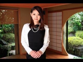 Miki Aimoto [PornMir, Японское порно вк, new Japan Porno, Uncensored, All Sex, BlowJob, Cunnilingus, Stockings, Cream Pie]