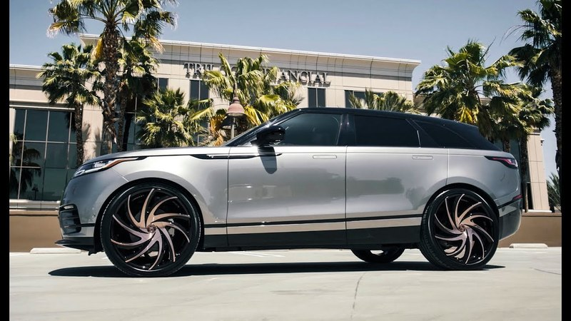 CUSTOM RANGE ROVER VELAR on 24