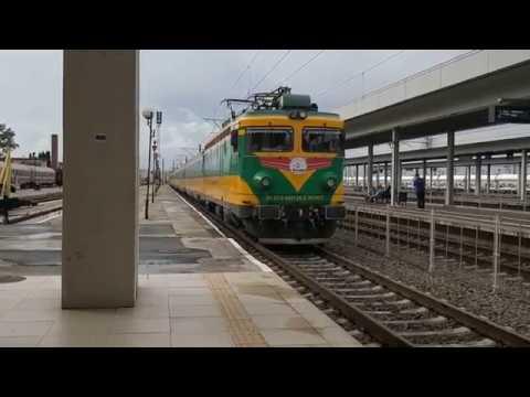 Calatorie cu Astra Trans Carpatic - vagon de dormit - iunie 2018