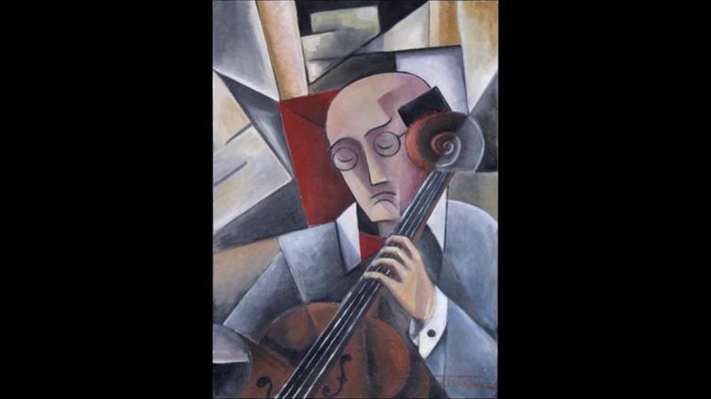 J S Bach The six cello suites Pablo Casals, 1936 39