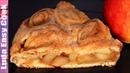 НОВЫЙ Необычный ПИРОГ Яблочный Синнабон на творожном тесте   APPLE PIE CINNABON