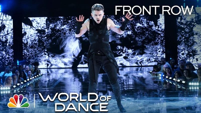 Michael Dameski: Front Row, Divisional Finals - World of Dance 2018 (Digital Exclusive)