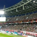 Поддержка в родных стенах в матче #ЛокоАнжи ??? Приятно очень, что наш