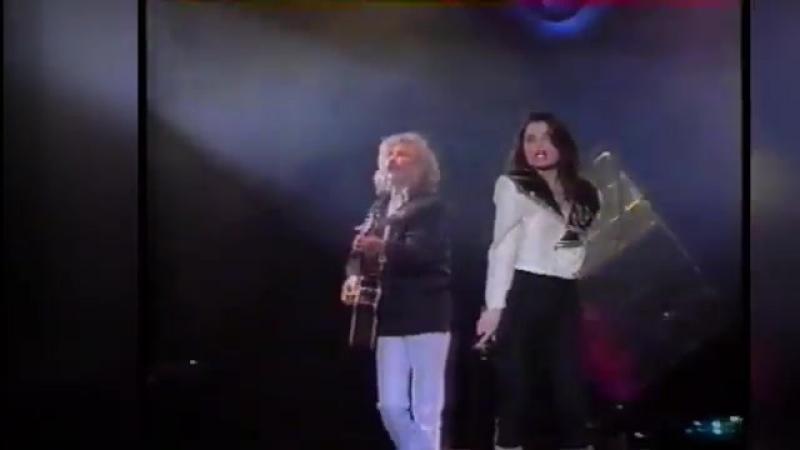 АРХИВ Игорь Николаев и Наташа Королева Дельфин и русалка 1991 pesnya muzyka kogo scscscrp
