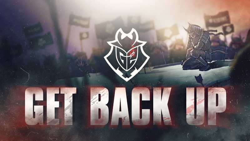 Get Back Up | G2 Esports 2019 Jersey Reveal
