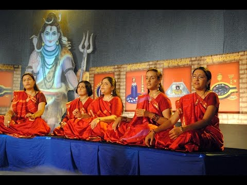 Shiv mahimna Stotram with lyrics Chorus Shyamal Saumil Devotional Songs