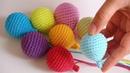 AMİGURUMİ BALON TARİFİ! - DIY Amigurumi Balloon - Amigurumi Teknikleriyle, Detaylı ve Basit Anlatım
