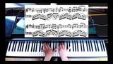 Scriabin Etude Op 42 No 5