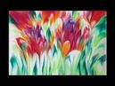 76 Dip technique _ The flower garden _ No silicone _ Designer Gemma77
