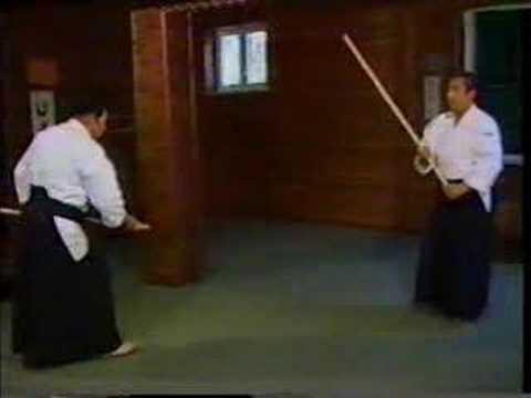Morihiro Saito Sensei Jo 31 Mov