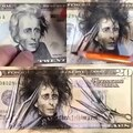 20 Dollars with Edward Scissorhands