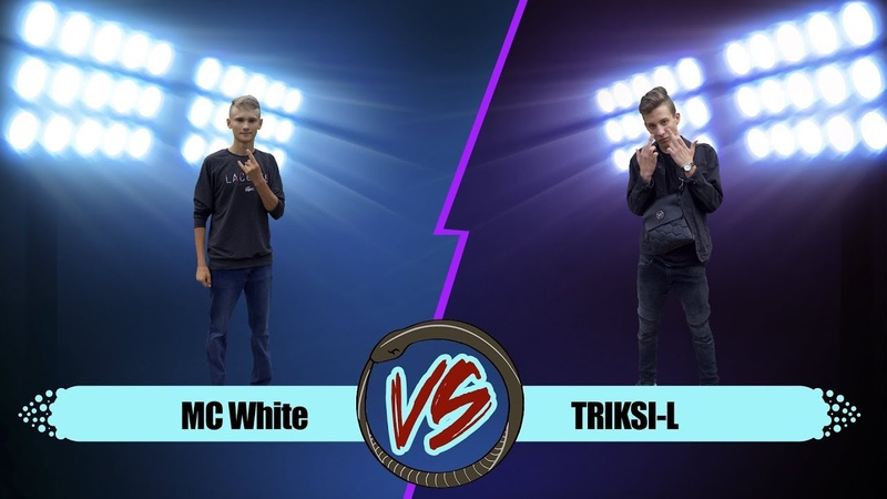 METADON BATTLE TRIKSI-L VS MC WHITE (The fourth Battle of the season)