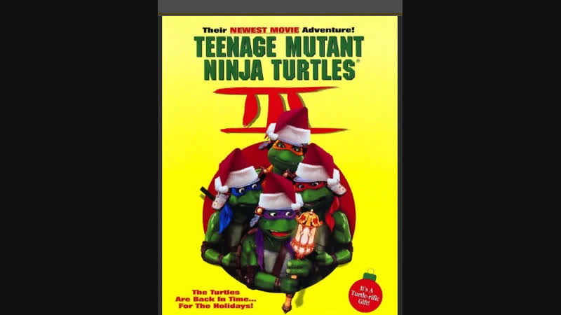 Черепашки-ниндзя 3 / Teenage Mutant Ninja Turtles III (1993) Михалев,1080,релиз от STUDIO №1