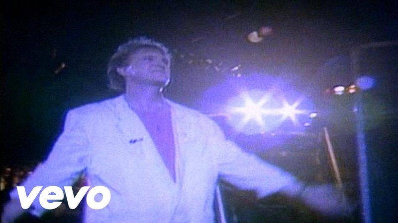 Glass Tiger - Youre What I Look For