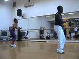 Rumba Yambú: maestros de baile Claudio Pacheco y Yurnia Montes - Praha workshop r.2011