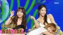 Comeback Stage Lovelyz - Wag-zak , 러블리즈 - 여름 한 조각 Show Music core 20180630