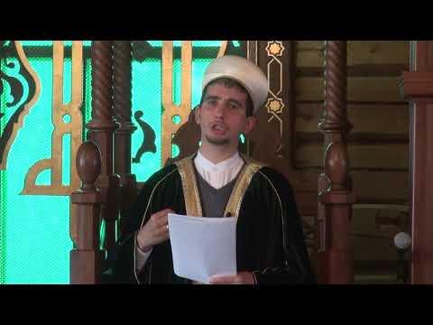 15 06 2018 в мечети Казан Нуры Праздничная проповедь-Рамазан гаете вагазе.