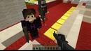 Ходячие мертвецы Знакомство с Капитаном Цик серия 3 сезон 1 сериал в Minecraft