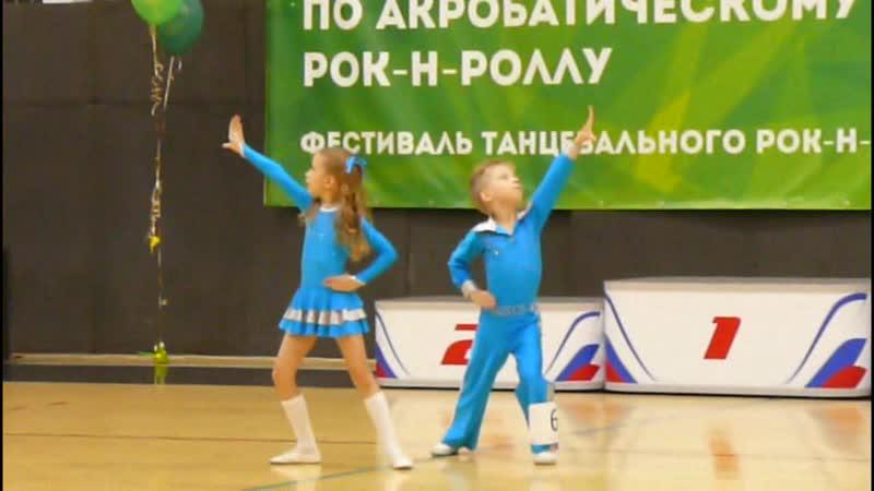 Сегодня на первенстве Томской обл по акробатическому рок-н-роллу