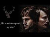 Hannibal & Will || Flesh