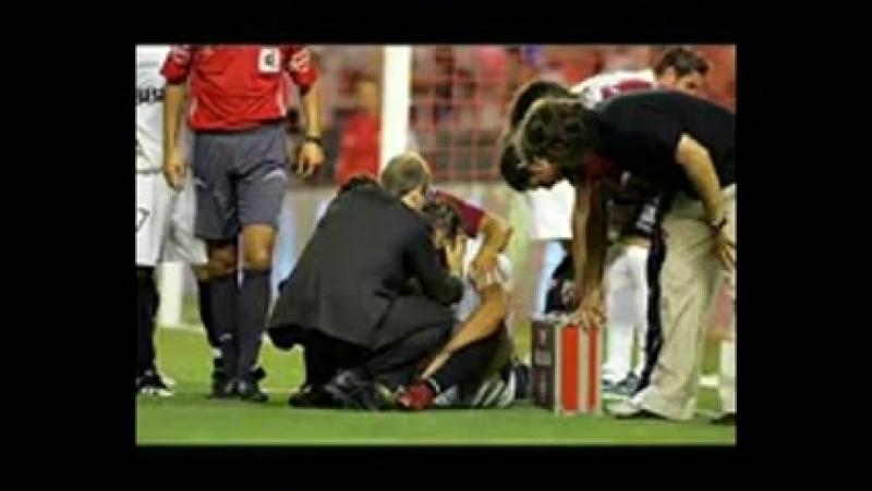Смерть на футболе Пуерто