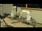 A robot assembling an IKEA chair - Francisco Surez-Ruiz, Science Robotics