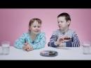 Дети пробуют еду из СССР 2 Рецепты