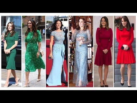 LIKE TWINS Catherine, Duchess of Cambridge and Sweden's Princess Sofia
