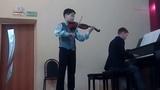 A.Huber-Koncertino F-dur.А.ГуберКонцертино F-dur.