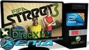 XENIA DX12 [Xbox 360] - FIFA Street 3 [Ingame] DirectX 12 api 3