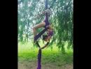 Aerial silk's / Альфа-Dance