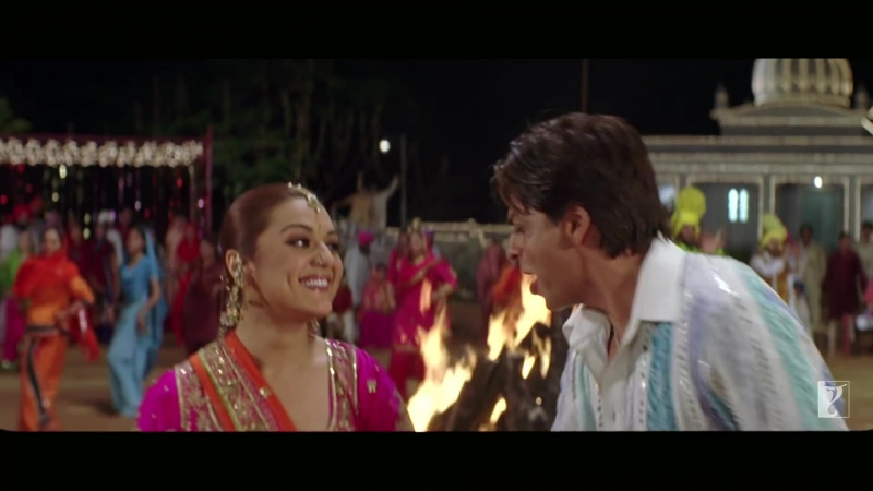 Клип из фильма Вир и Зара - Lodi