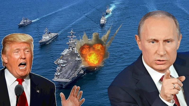 Россия знает как утопить авианосцы США. Попробовать?