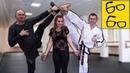 Растяжка для ударов ногами — шпагат не нужен? Комплекс упражнений для бойца от Сафонкина и Шаманина