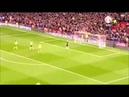 Amazing Van Persie Volley - Man United vs Aston Villa