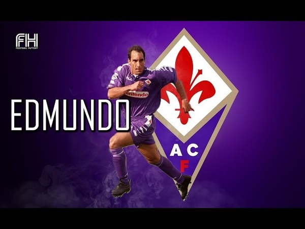 Edmundo ● Goals and Skills ● AC Fiorentina 1998/99