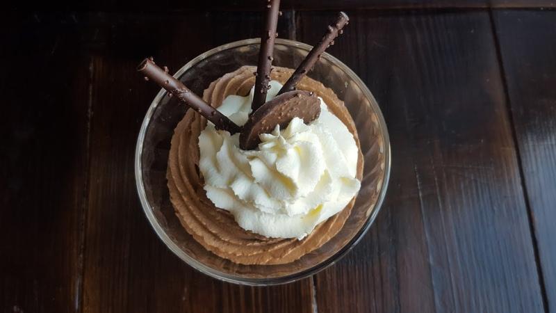 ШОКОЛАДНЫЙ МУСС ИЗ 2х ингредиентов за 10 МИНУТ🍫БЕЗ СЫРЫХ ЯИЦ🍫EASY CHOCOLATE MOUSSE