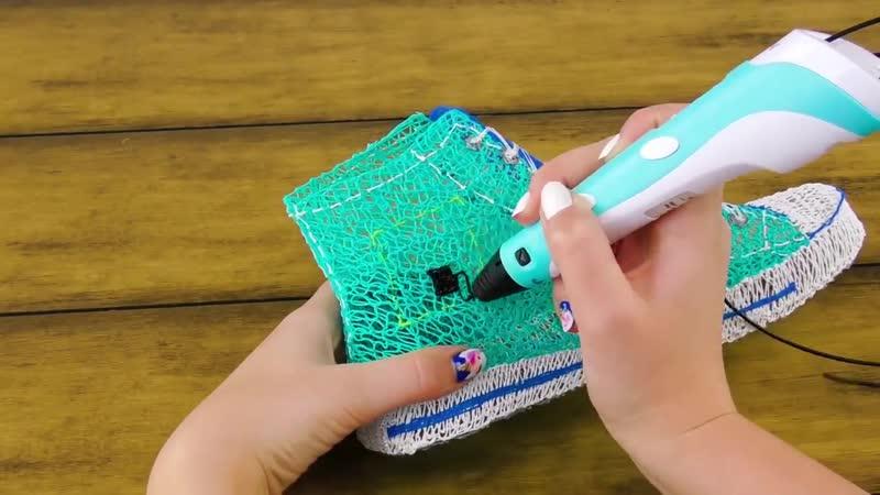 Оригинальный 3d Ручка 3d печать рисунок Ручка DIY 3 d принтеры ручки с 10200 цвет 100200 м pla пластик для детский подарок на