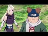 опять расенган (момент из аниме Naruto Shippuuden)