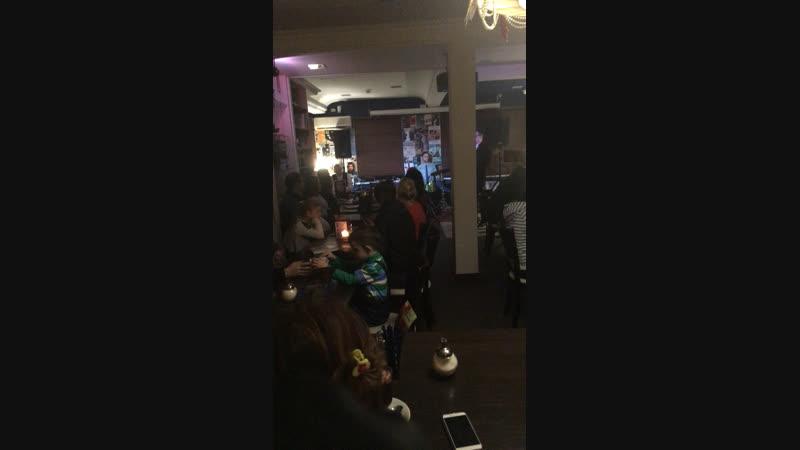Abby-K Quartet и Jazz Mansard в Книжном клубе 12