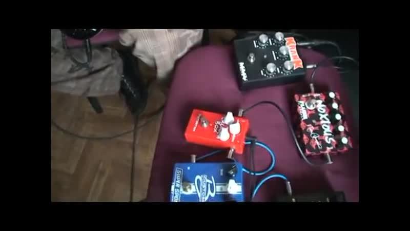 High gain Distortions Full version Krank vs Plush vs MI Audio vs Barber EMG pickups