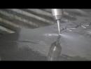 Водяной Реактивный Резак - Вода Режет Метал Как Масло